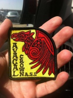 Avacal Commemorative Badges